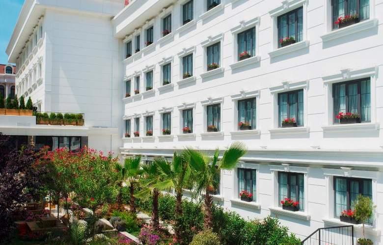 Sura Hagia Sophia Hotel - Terrace - 76