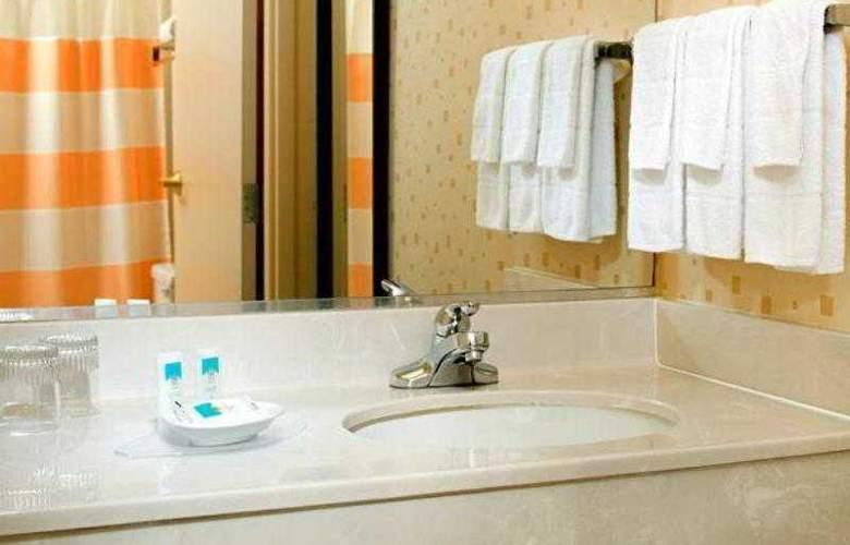 SpringHill Suites Gaithersburg - Hotel - 6