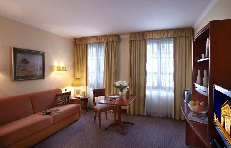 Citadines Opéra Grands Boulevards Paris - Room - 3