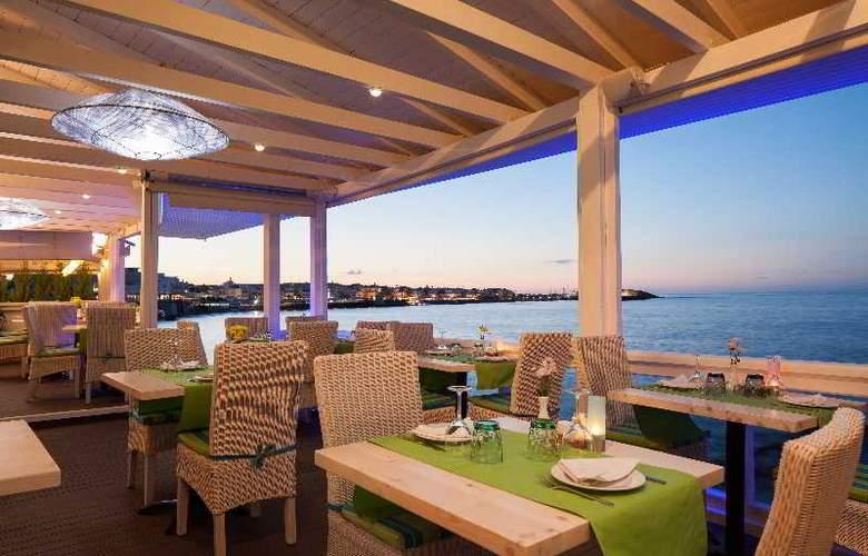 Palmera Beach Hotel and Spa - Restaurant - 8