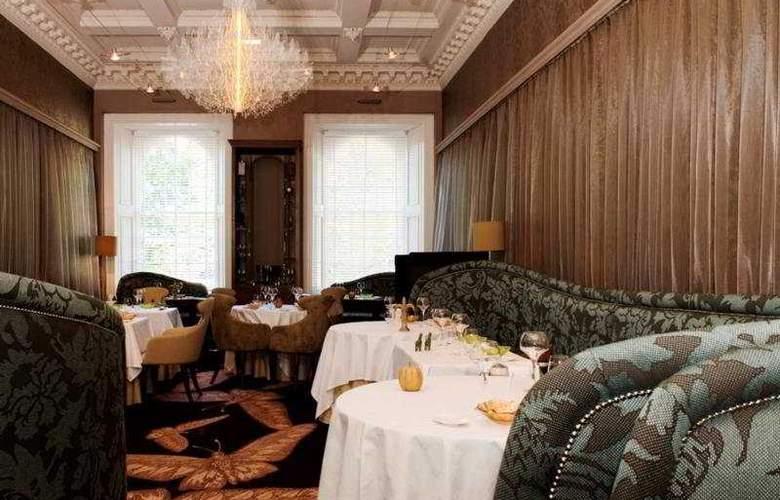 21212 Restaurant with rooms - Restaurant - 8