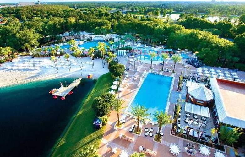 Walt Disney World Dolphin Resort - Beach - 28