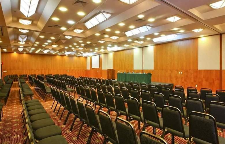 Mercure Apartments Belo Horizonte Lourdes - Conference - 55