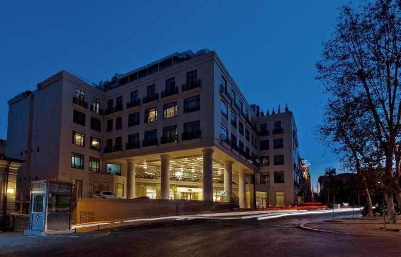 CVK Park Bosphorus Istanbul - Hotel - 7