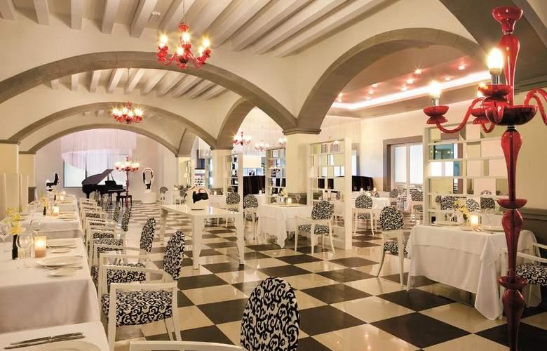 Secrets Silversands Riviera Cancun  - Restaurant - 13