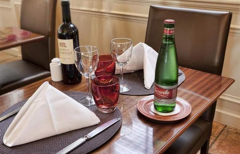 Best Western Le Galice Centre-Ville - Restaurant - 117