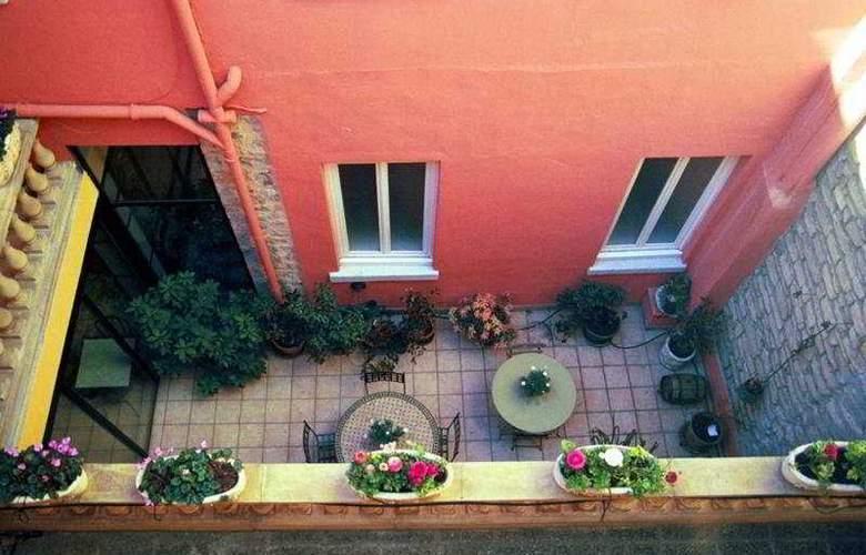 Interhotel au Patio Morand - Terrace - 7