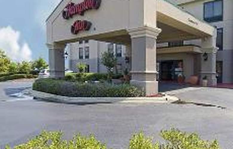 Hampton Inn Jackson- Clinton - Hotel - 0