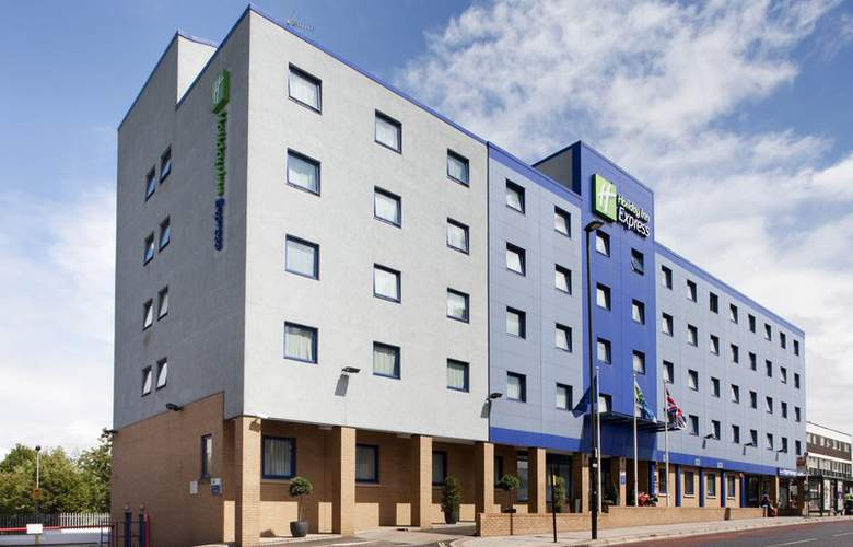 Holiday Inn Express Park Royal - Hotel - 0