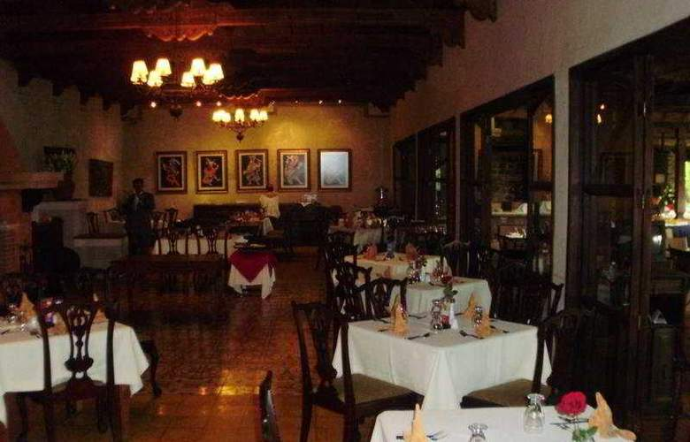 Porta Hotel Antigua - Restaurant - 4