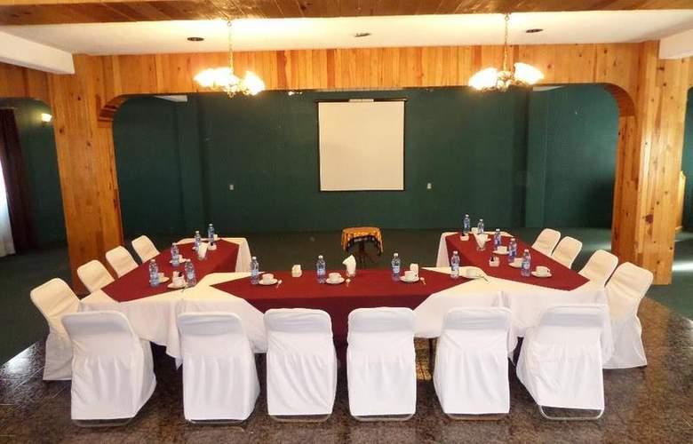 Best Western Toluca - Conference - 39