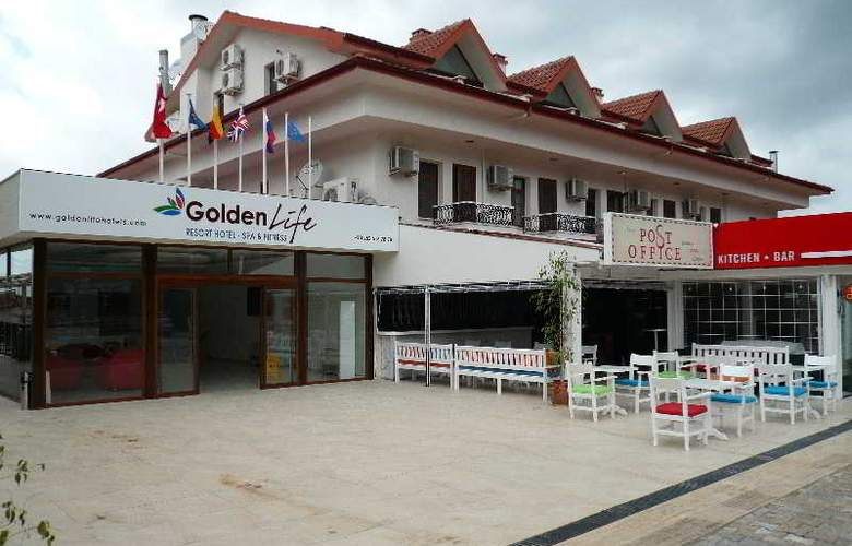 Golden Life Resort Hotel & Spa - Hotel - 0