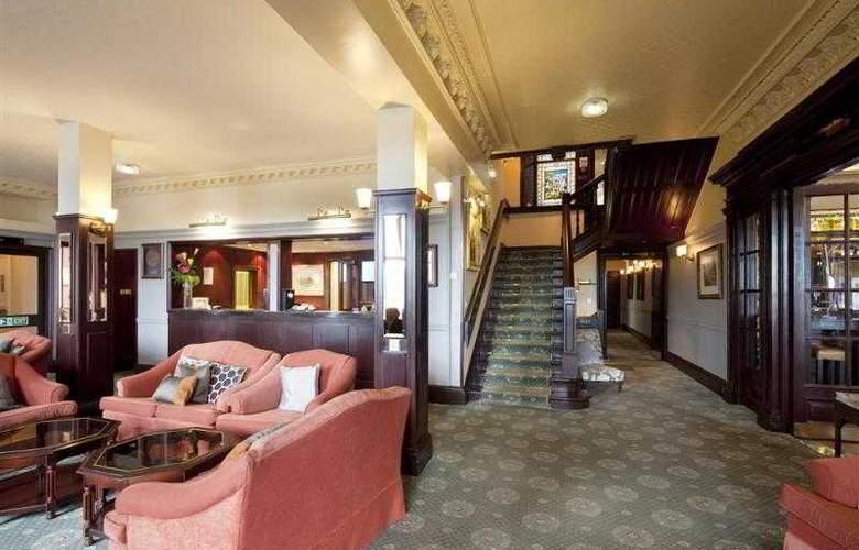BEST WESTERN Braid Hills Hotel - Hotel - 168
