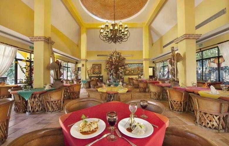 Viva Wyndham Maya All Inclusive - Restaurant - 17