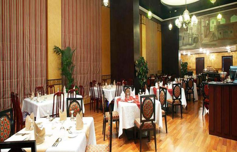 Best Western Plus Doha - Restaurant - 12