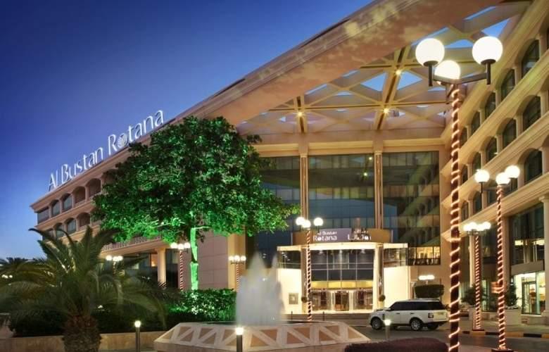 Al Bustan Rotana - Hotel - 3