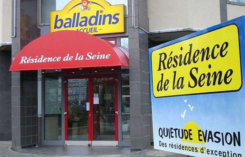 Residence de la Seine - Hotel - 0