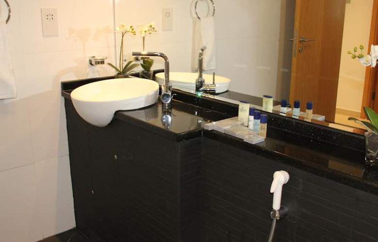 Grand Midwest Reve Hotel Apartments - Room - 9