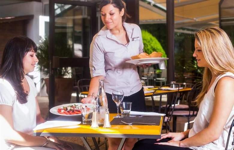 Novotel Aix en Provence Pont de l'Arc Fenouillères - Restaurant - 47