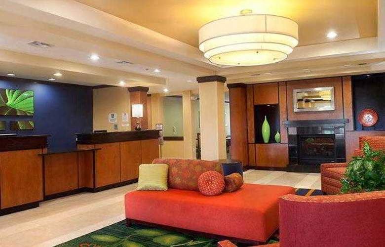 Fairfield Inn suites Paducah - Hotel - 20