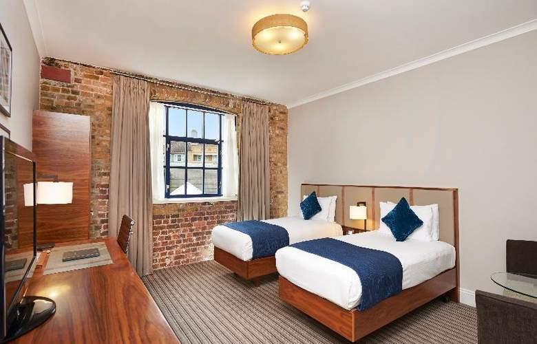 Hilton London Docklands Riverside - Room - 35