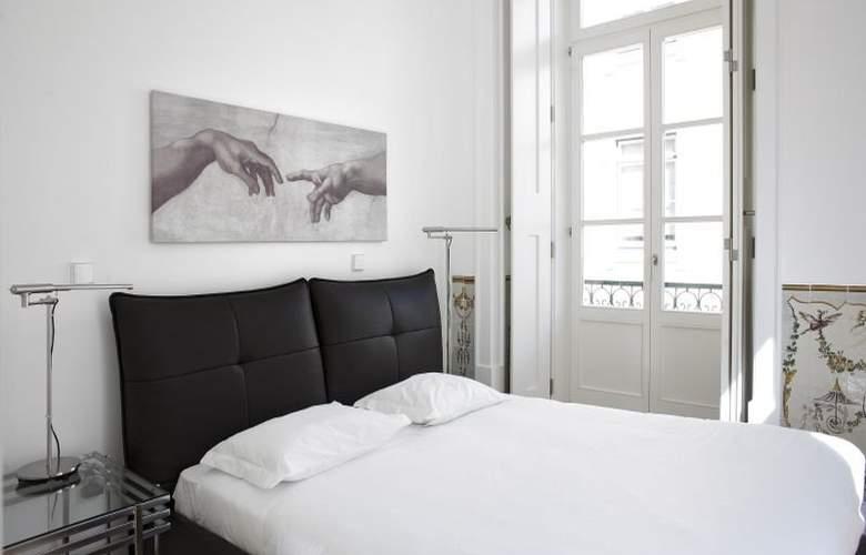 Lisbon Serviced Apartments - Baixa - Room - 12