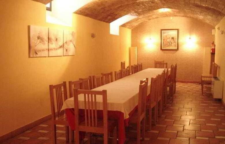 Casa de la Torrecilla - Restaurant - 6