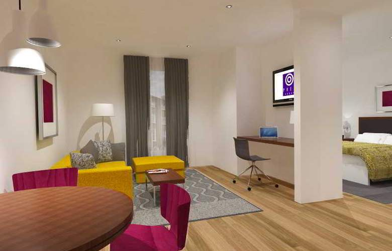 Premier Suites Dublin Ballsbridge - Room - 5