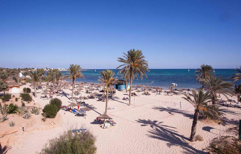 Laico Djerba - Beach - 3