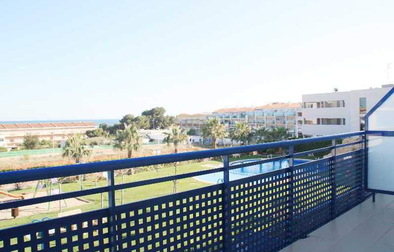 Apartamentos Cargador Beach 3000 - Terrace - 7