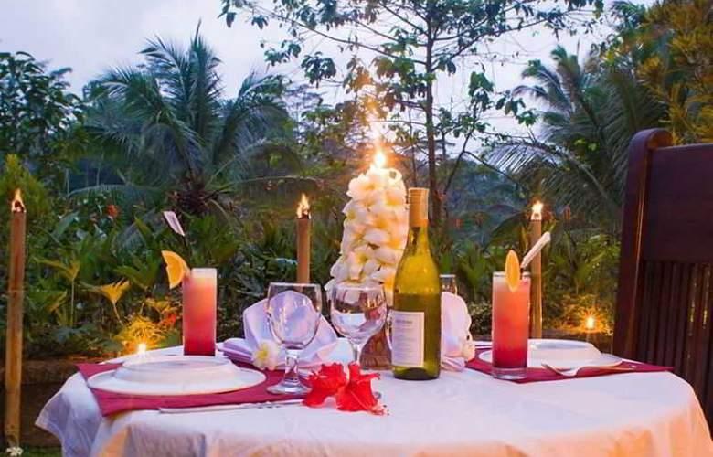 The Kampung Resort Ubud - Restaurant - 26