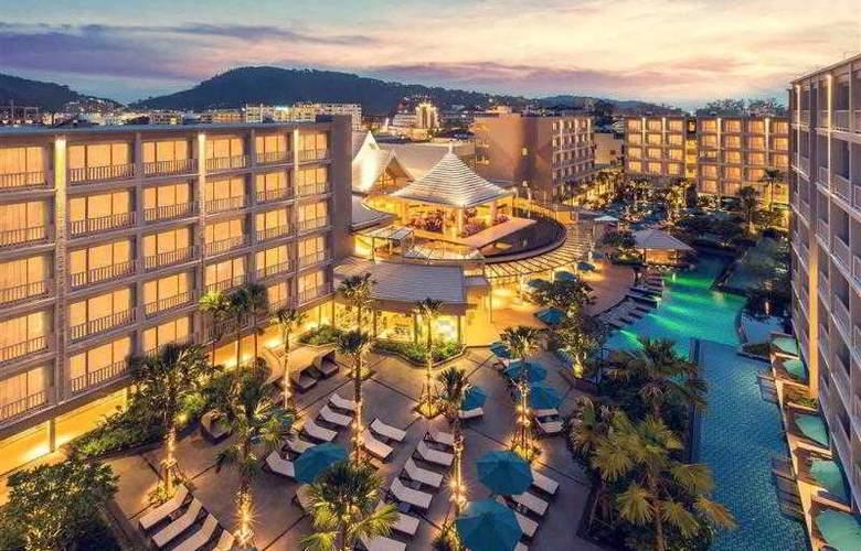 Grand Mercure Phuket Patong - Hotel - 8