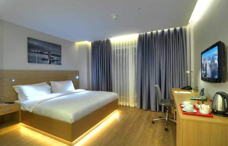 End Suites Taksim - Room - 9