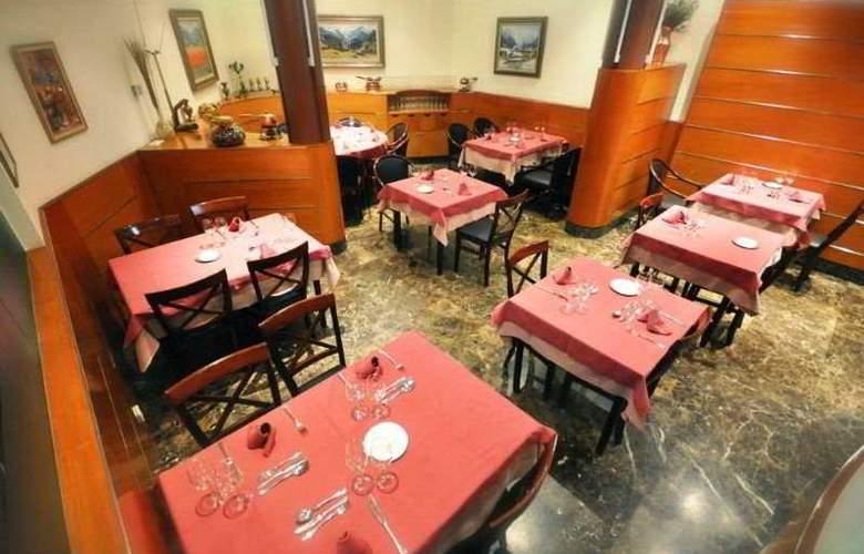 Cosmos Hotel - Restaurant - 7