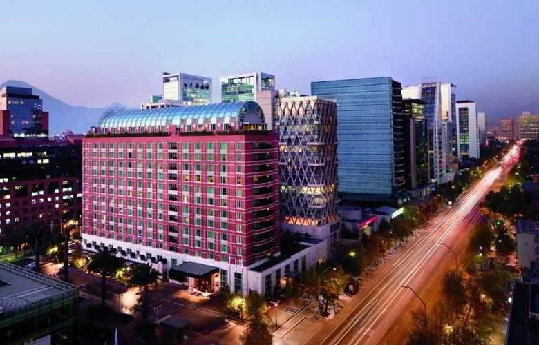 The Ritz Carlton Santiago - Hotel - 0