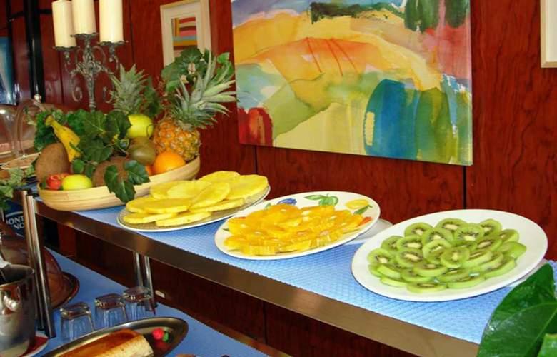 SHS Hotel Aeropuerto - Restaurant - 3