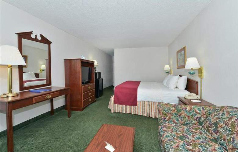 Best Western Holiday Plaza - Room - 49