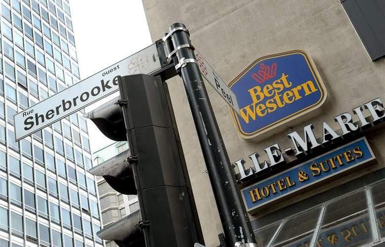 Best Western Ville-Marie Hotel & Suites - Hotel - 10