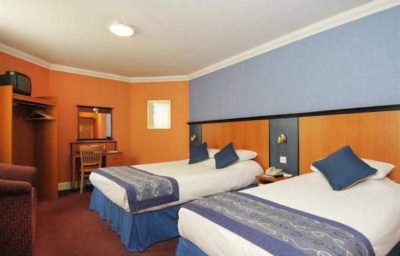 Best Western Corona - Hotel - 31