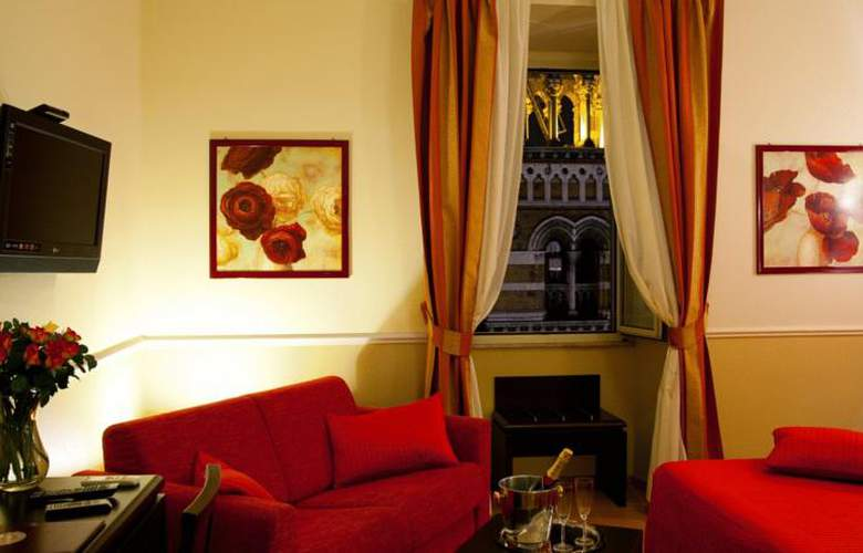 Everest Inn rome - Room - 4