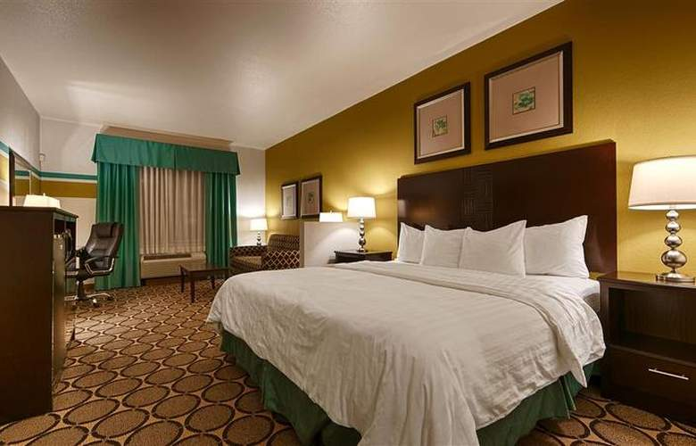 Best Western Douglas Inn & Suites - Room - 17