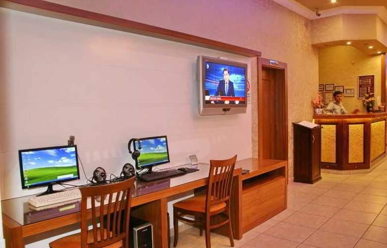 Alanya Beach Hotel - Sport - 0