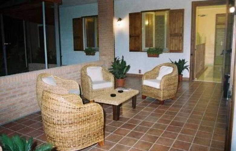 Hotel Villa Molinari - Terrace - 6