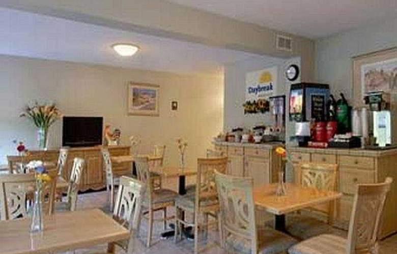 Days Inn Raleigh ((Raleigh/Raleigh) - Restaurant - 4