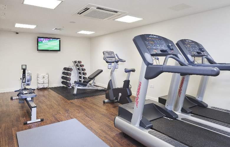 Holiday Inn London Commercial Road - Sport - 11