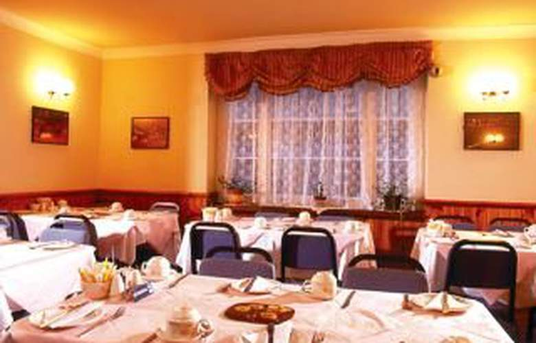 Mitre House - Restaurant - 5