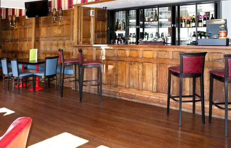 Mercure Banbury Whately Hall Hotel - Bar - 57
