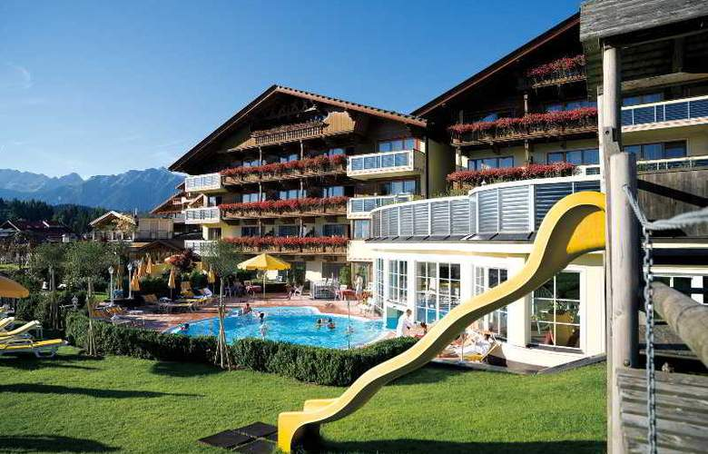 Alpenpark Resort - Hotel - 0