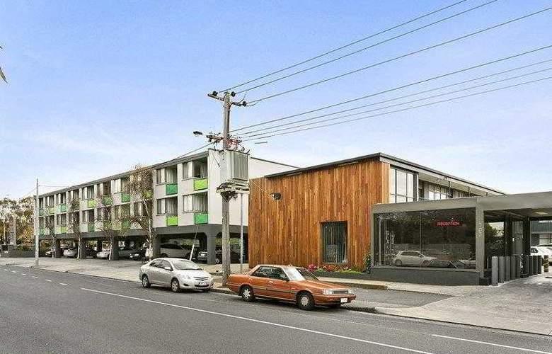 Best Western Melbourne's Princes Park Motor Inn - Hotel - 8