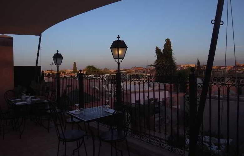 Riad Bazaar Cafe - Terrace - 12